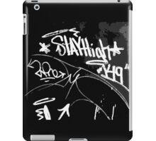 Street GRAFFITI.... iPad Case/Skin