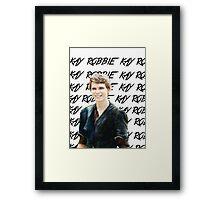 Robbie Framed Print