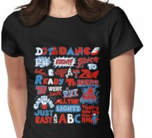 Justice - D.A.N.C.E.  Womens Fitted T-Shirt