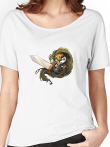 Chrono Trigger - Frog Women's Relaxed Fit T-Shirt