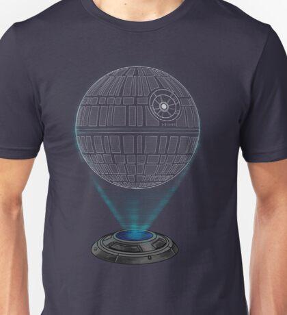 Death Star Plans Unisex T-Shirt