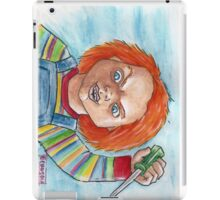 Hi, I'm Chucky. Wanna play? iPad Case/Skin