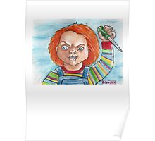 Hi, I'm Chucky. Wanna play? Poster