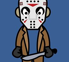 Jason Voorhees - Cloud Nine by Sean Irvin