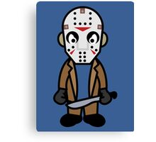 Jason Voorhees - Cloud Nine Canvas Print