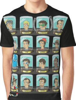 Doctorama Graphic T-Shirt