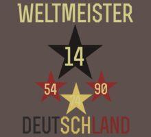 Weltmeister Deutschland by TriStar