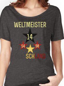 Weltmeister Deutschland Women's Relaxed Fit T-Shirt
