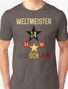 Weltmeister Deutschland T-Shirt