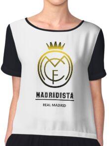 Real Madrid - Madridista Chiffon Top
