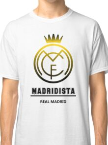 Real Madrid - Madridista Classic T-Shirt