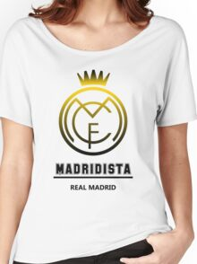 Real Madrid - Madridista Women's Relaxed Fit T-Shirt