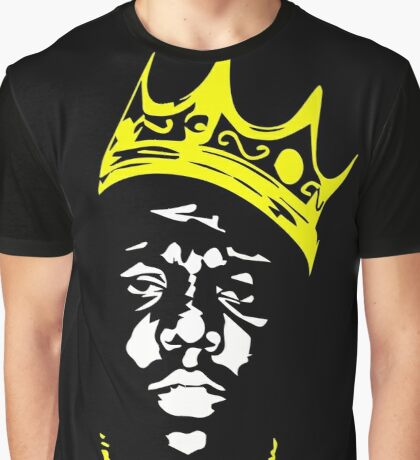 Biggie Sicka Than Yo Average Graphic T-Shirt
