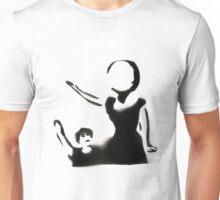 Neutral Milk Hotel Stencil Unisex T-Shirt