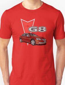 G8 Red T-Shirt