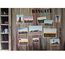 Bangate - Always Delivers Photographic Print