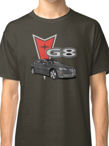 G8 Charcoal Classic T-Shirt
