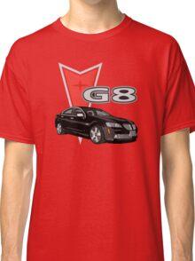 G8 Black Classic T-Shirt