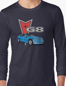 G8 Blue Long Sleeve T-Shirt