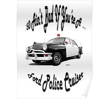 Birthday gifts for a 40 yr. old; Ford Poster