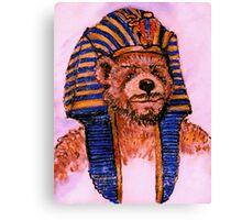 TEDDY PHARAOH Canvas Print
