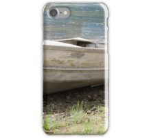 Lone Boat iPhone Case/Skin