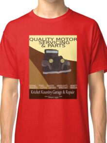 KRICKET KOUNTRY Garage & Repair....Since 1951! Classic T-Shirt
