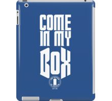 'The Review of Death' Come in my Box iPad Case/Skin