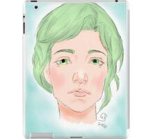 Raiden Original Character  iPad Case/Skin