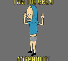 CORNHOLIO! by Charles  Perry
