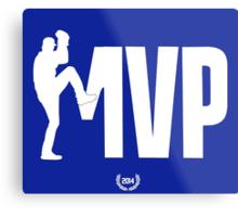 Kershaw MVP Metal Print