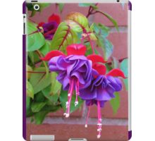 The Ballerinas - Dancing Fuchsia Belles iPad Case/Skin