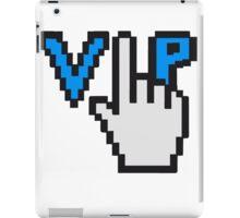 geek nerd computer maus steuerung hand klicken surfen web desktop VIP pc pfeil zeigen finger  iPad Case/Skin