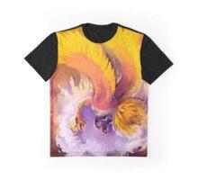 Ho-oh Pokémon Gold  Graphic T-Shirt