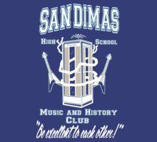 """San Dimas Music and History Club"" by Monica Lara"