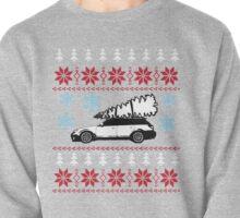 OBXT Subaru Wagon Christmas Sweater  Pullover