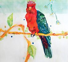 The Parrot King by Lisa Buckland