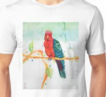 The Parrot King Unisex T-Shirt