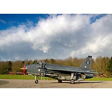 English Electric Lightning  Photographic Print