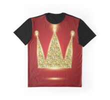 Red Crown Graphic T-Shirt