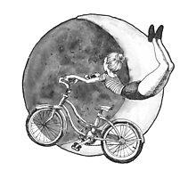 Bicycle Ride Photographic Print