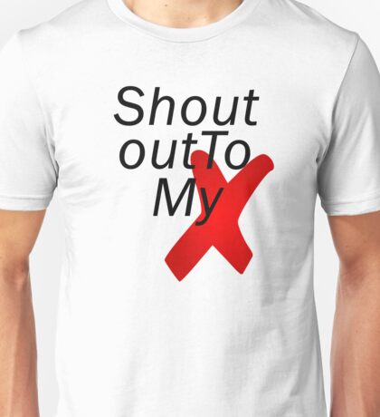 Shout out to my X - Little mix Unisex T-Shirt