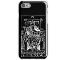 Tarot - The Emporer iPhone Case/Skin