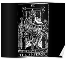 Tarot - The Emporer Poster