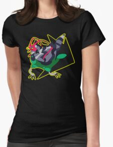 extremely unfezant Womens Fitted T-Shirt