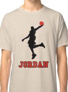 Michael Jordan BasketBall Classic T-Shirt
