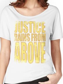 Pharah - Justice Rains from Above Women's Relaxed Fit T-Shirt