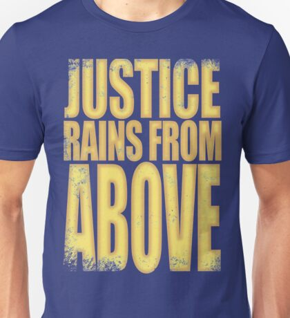 Pharah - Justice Rains from Above Unisex T-Shirt