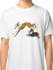 The Huntress and the Heeler Classic T-Shirt