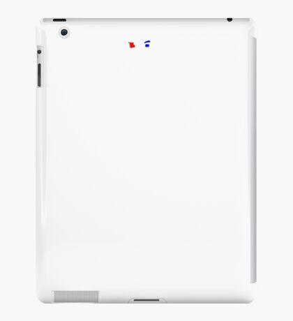 walter iPad Case/Skin